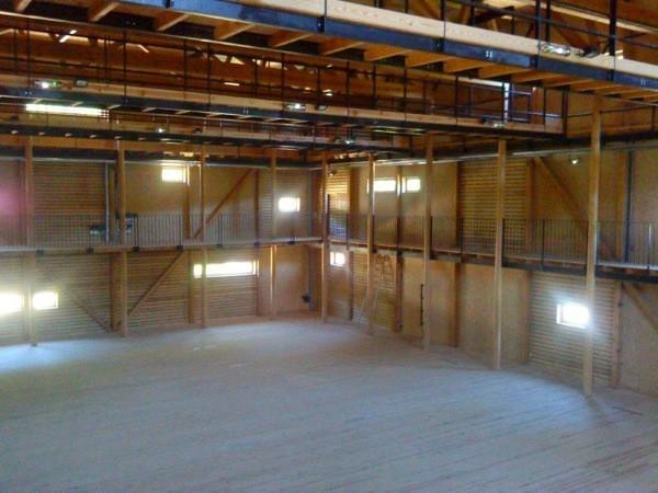 Théâtre - A Stazzona vue de l'intérieur