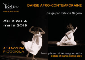 Stage de danse afro-contemporaine