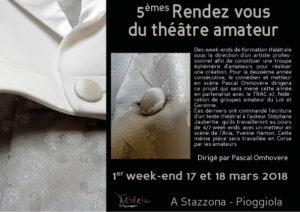 Les Rendez-vous du Théâtre Amateur