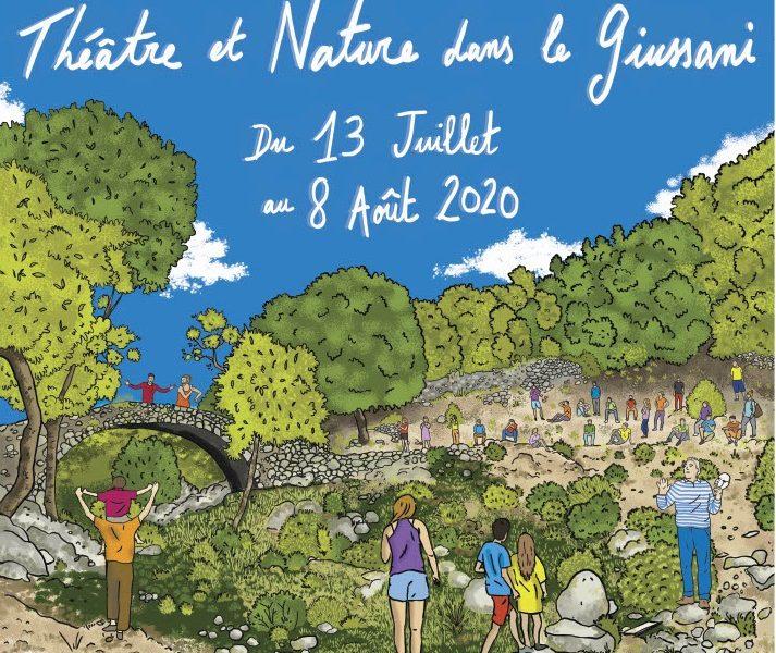 Programme  L'été de l'Aria – Théâtre et Nature dans le Giussani