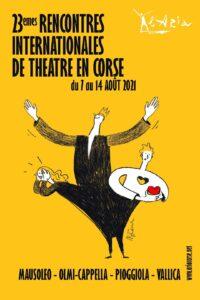 Les 23e Rencontres Internationales de Théâtre en Corse