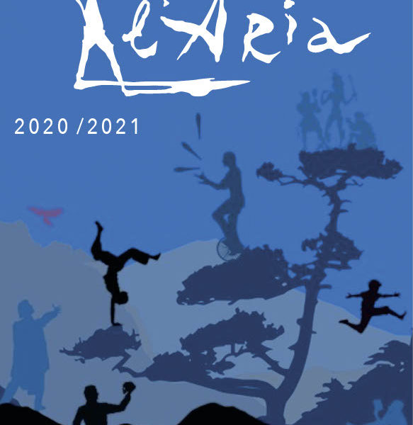 L'ARIA PROGRAMME FORMATIONS 2020-2021