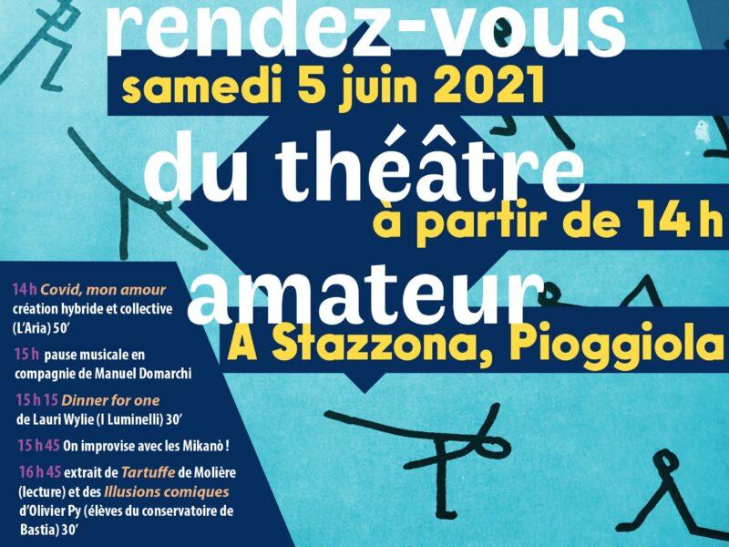 Le 7ème rendez-vous du théâtre amateur