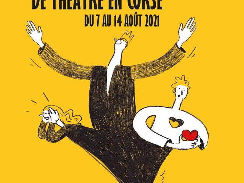 Les 23es Rencontres Internationales de Théâtre en Corse